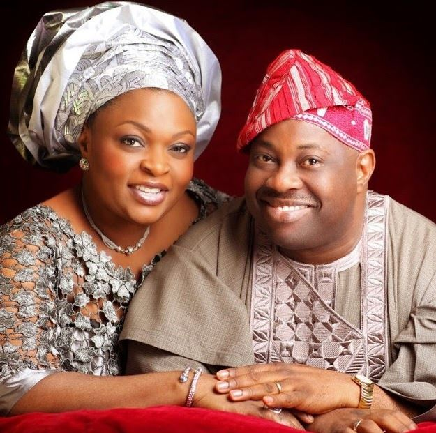 Dele Momodu's Wife, Abiodun Momodu Celebrates 50th