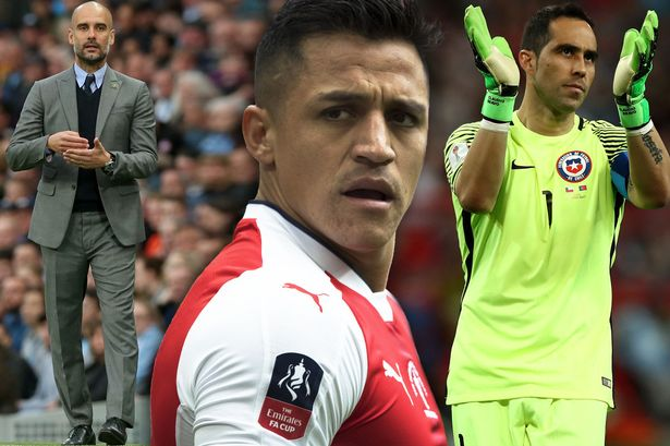 Man City Withdraws From Sanchez Race as Man Utd Close In