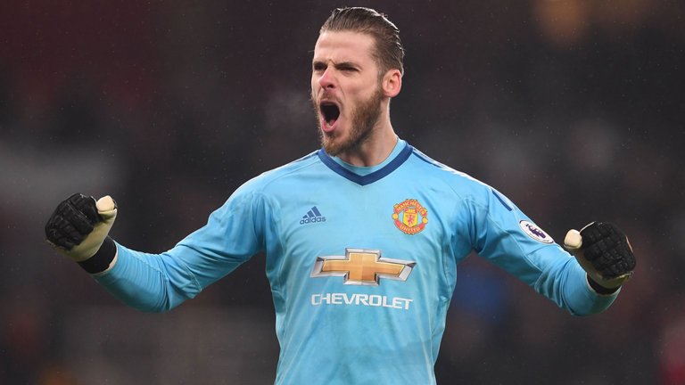 Man Utd To Offer De Gea New Deal - Mourinho