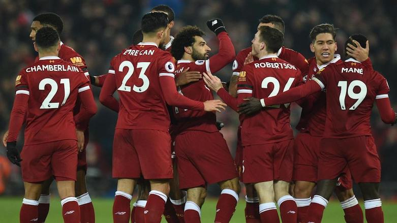 Liverpool End Man City's Unbeaten Streak in Seven Goal Thriller