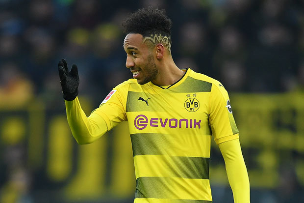 Arsenal Confident of Landing Dortmund Star, Pierre-Emerick Aubameyang