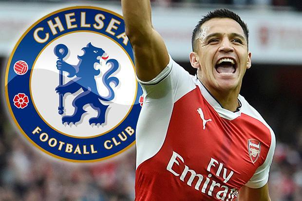Chelsea Joins In Alexis Sanchez Pursuit