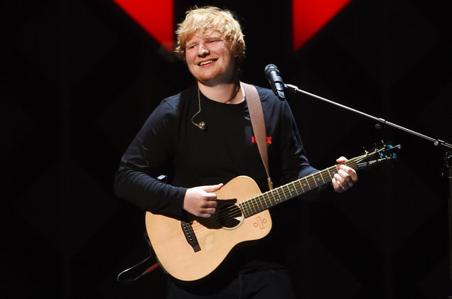 Ed Sheeran Is Super Excited As He Gets Engaged