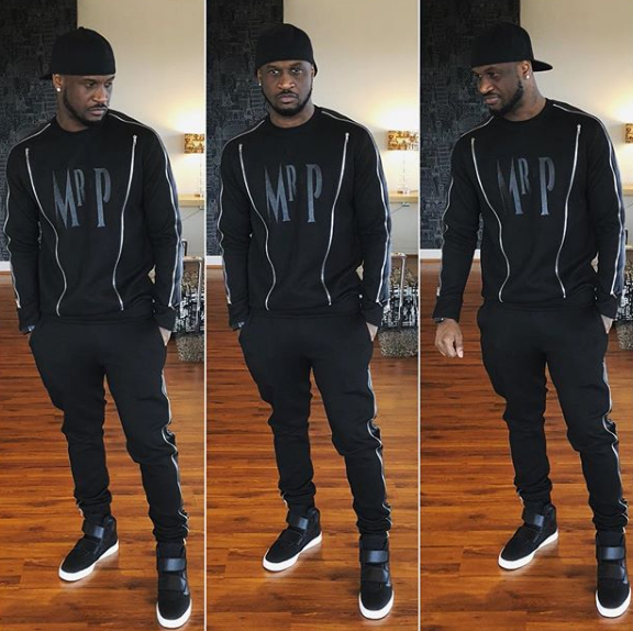 Peter Okoye Prepares To Launch His Clothing Line