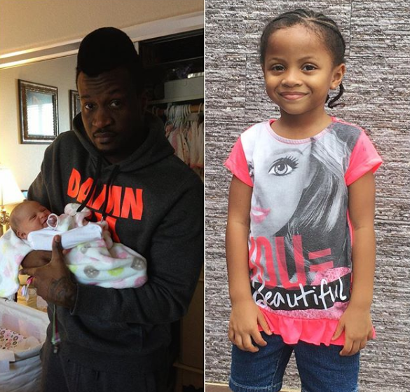 Peter Okoye And Wife Celebrate Their Daughter, Aliona On Her 5th Birthday