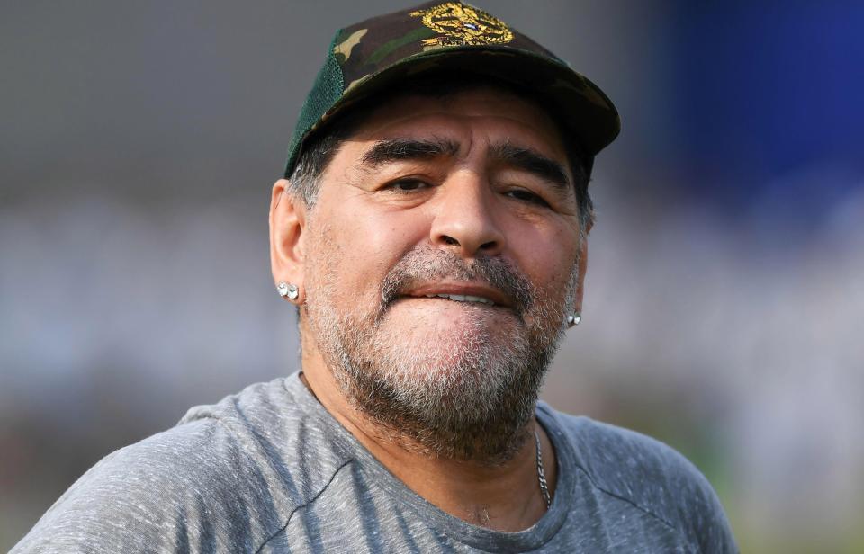 """Nigeria Has Exposed Argentina Weakness"" - Diego Maradona"