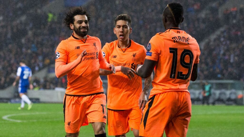 UCL: Mane Hat-trick Inspires Liverpool Rout