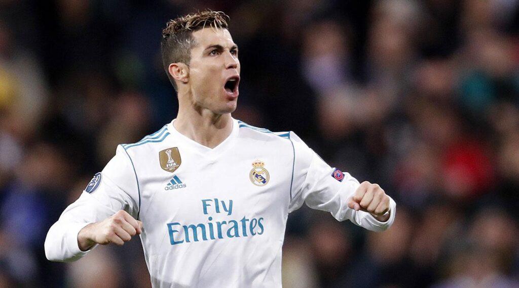 Cristiano Ronaldo Makes Champions League History Again