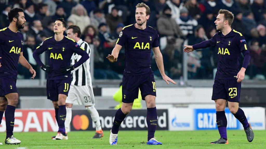 Aurier lauds Tottenham's display Against Juventus