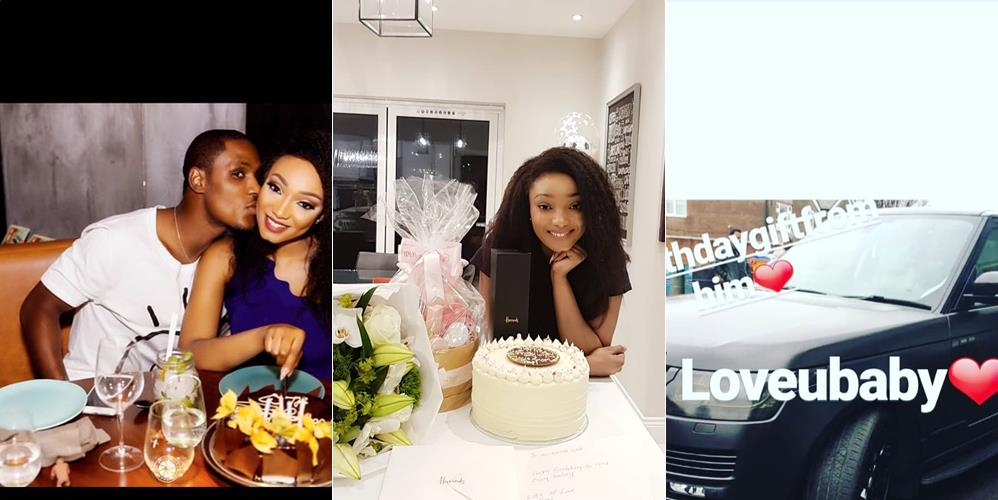 Odion Ighalo Gifts Wife, Sonia With A Range Rover On Her Birthday