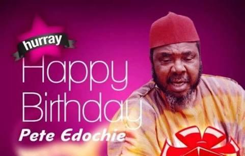 Pete Edochie Celebrates 71st Birthday Today