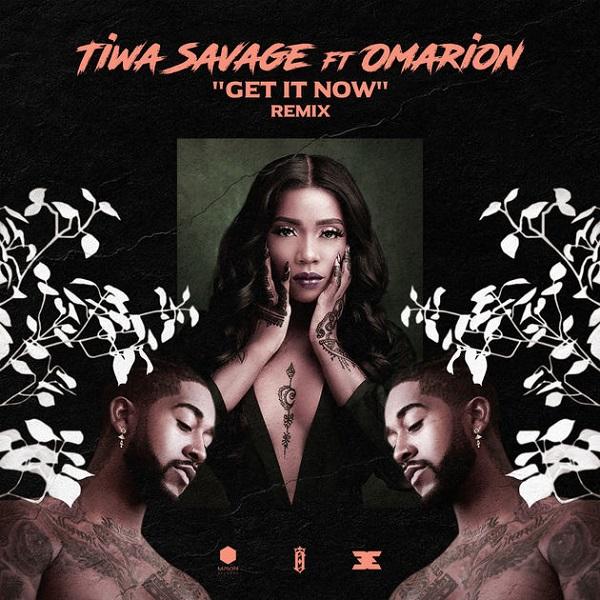 Tiwa Savage ft Omarion - Get It Now (remix)