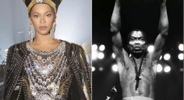 Beyonce Pays Homage To Late Fela Kuti At Her Coachella Performance