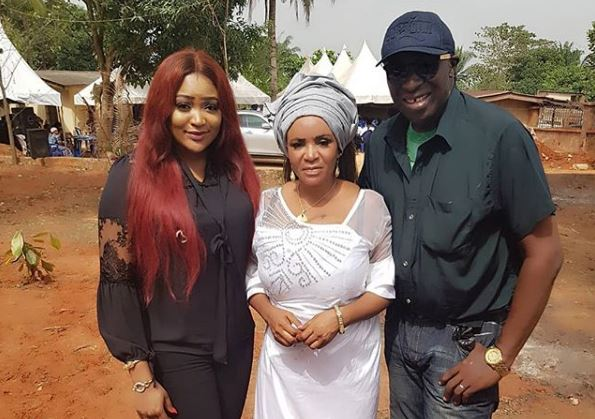Cossy Orjiakor Gives Dad A Befitting Burial