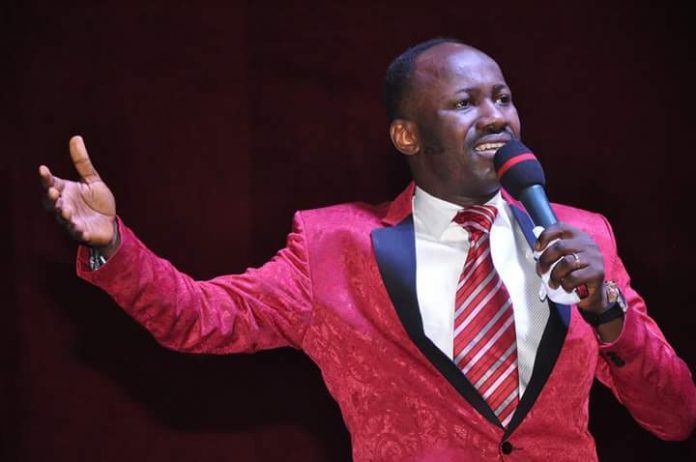 I never watch Freeze's videos because i want to love him-Apostle Suleman
