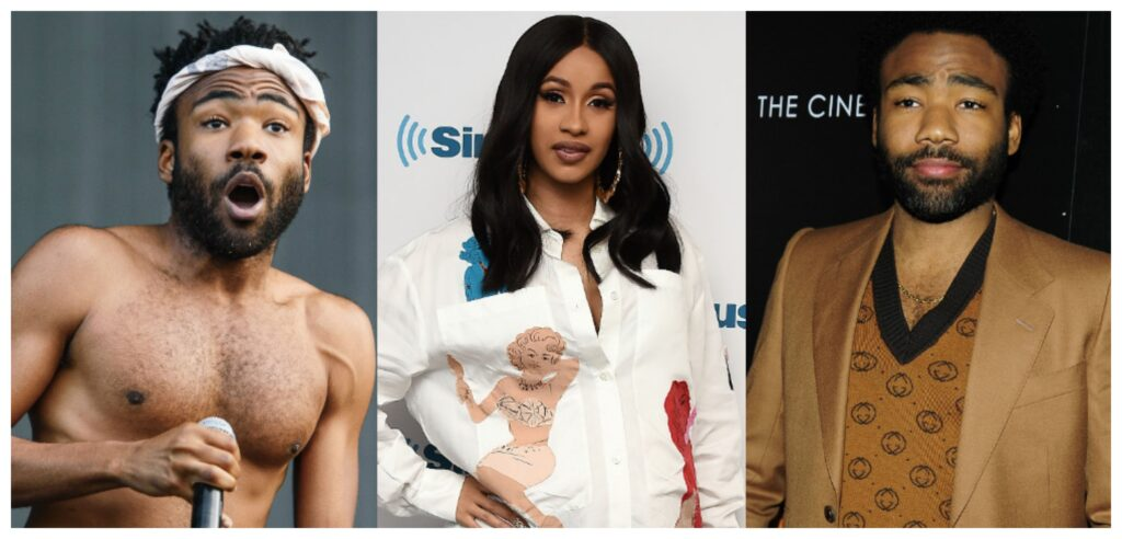Cardi B Makes A Slip On Twitter Over Donald Glover And Childish Gambino