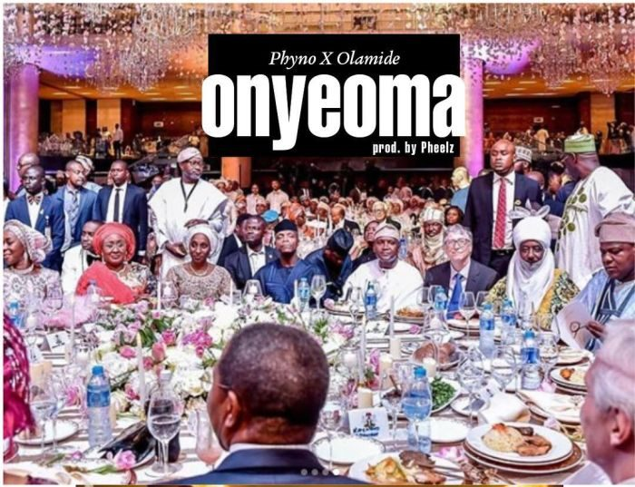 """Phyno – """"Onyeoma"""" ft. Olamide [Video]"""