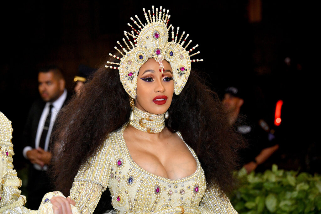 Pregnant Cardi B was reportedly ordered off from social media by her doctor