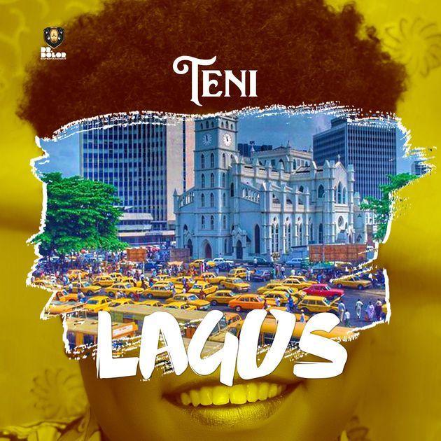 Teni - Lagos (Prod. by Jaysynths Beatz)