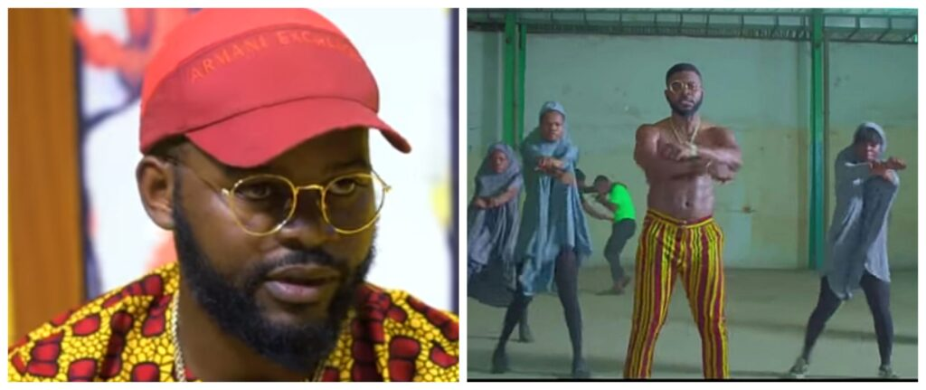 Falz Speaks Out, Defends The Girls Dancing In Hijab