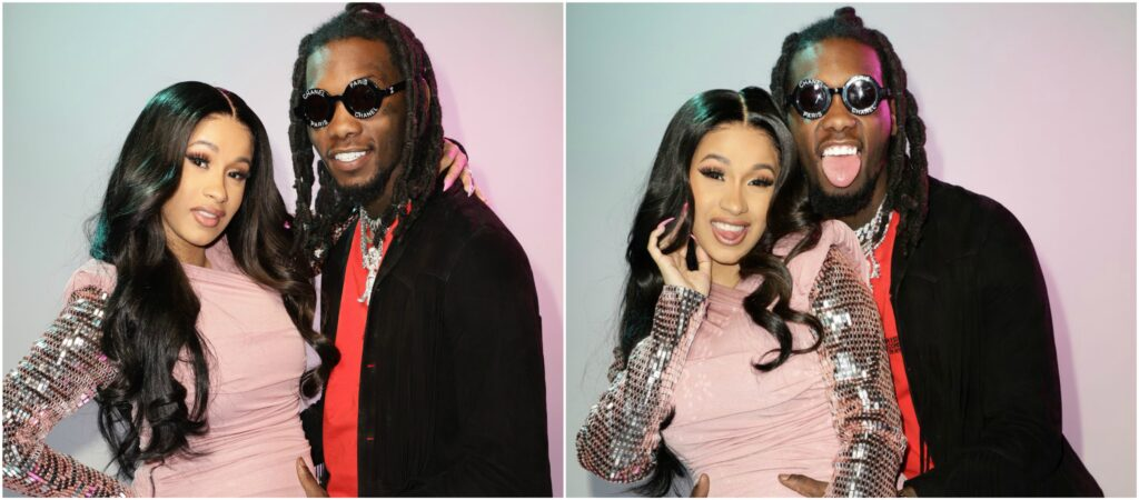 Rap Couple, Cardi B And Offset Are Married