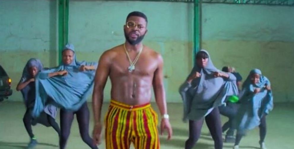'We have no plans to take down the video' - Falz's manager