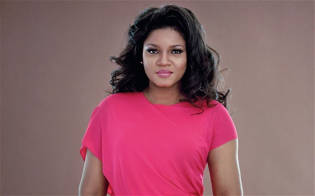 While growing up, i was never available to men.- Omotola