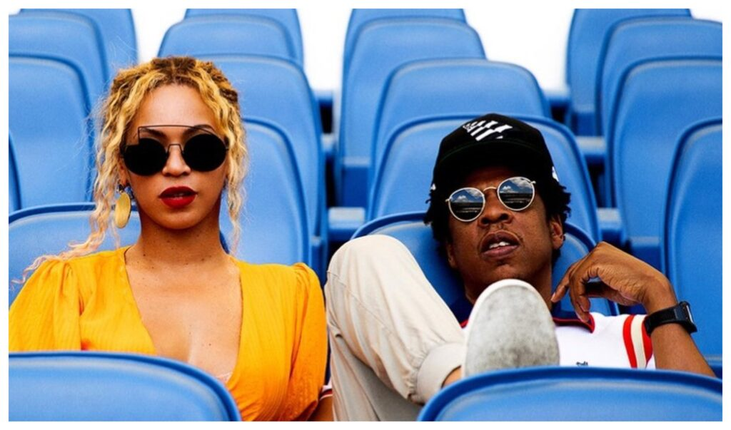 Check Out Stunning Pictures Of Jay-Z and Beyonce In Milan