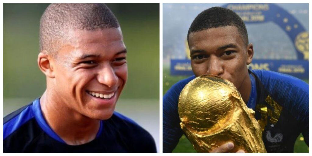 French Superstar, Kylian Mbappe To Donate His Entire Match Salary To Charity