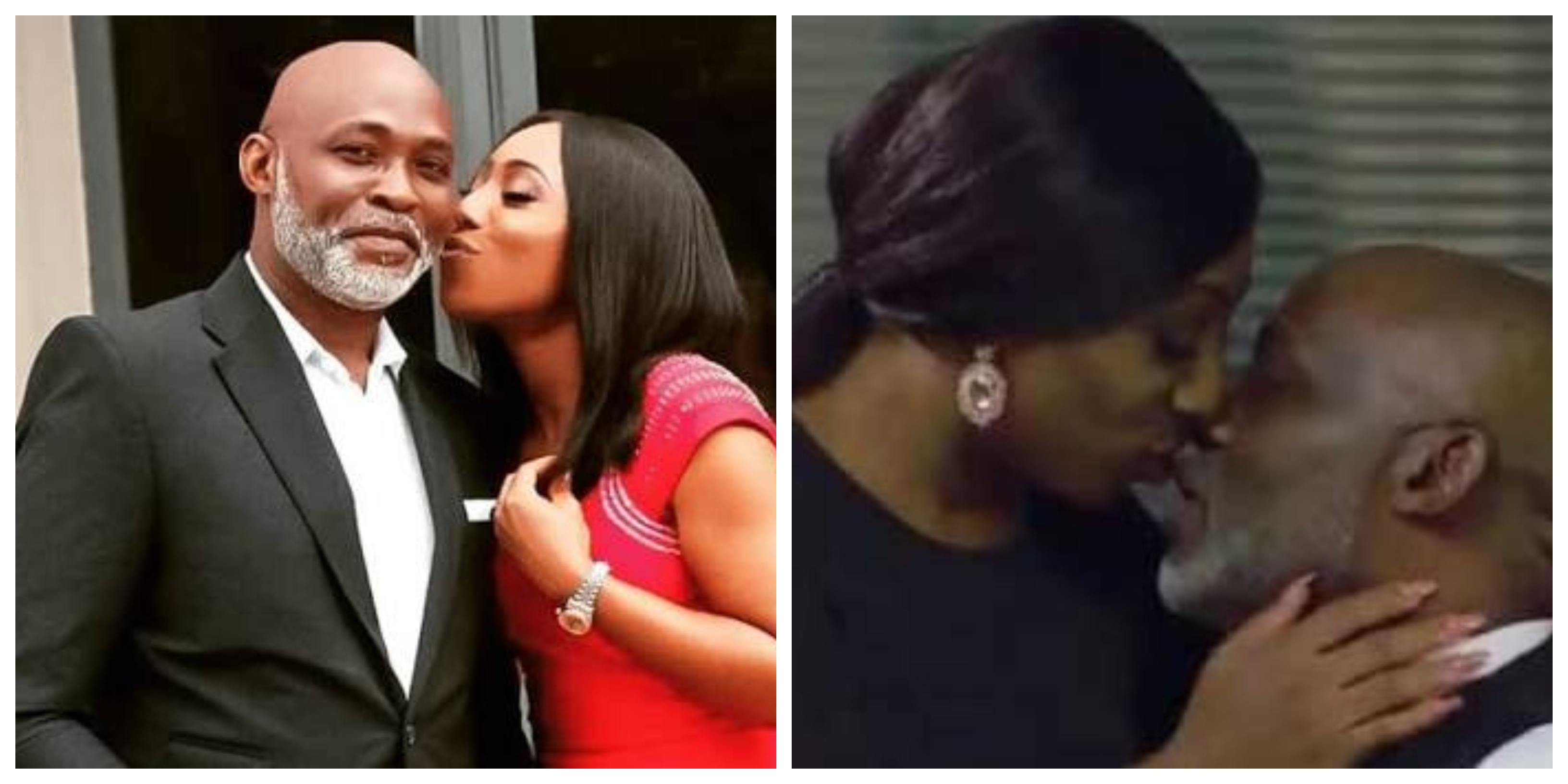 I Kissed RMD Because We Have A Connection – Dakore Akande Reveals