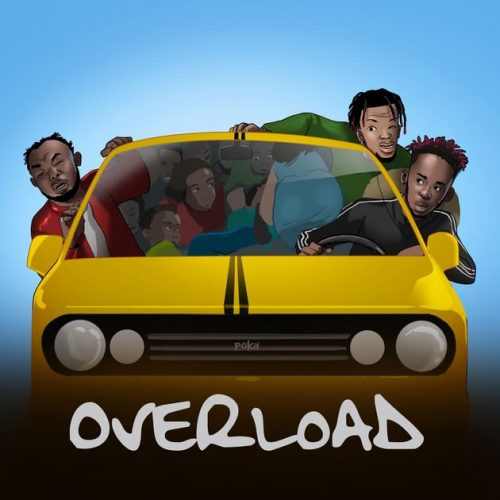 Mr Eazi Ft. SlimCase & Mr Real - Overload