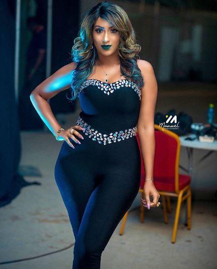 Juliet Ibrahim Opens Up Her Break Up With Iceberg Slim