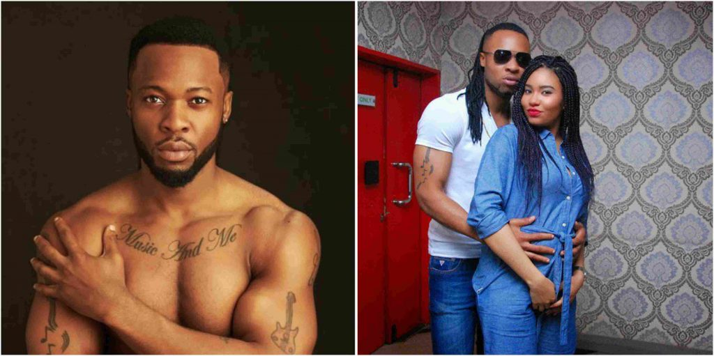 Flavour Reportedly Proposed To Anna Banner Shortly Before Baby's Birth!