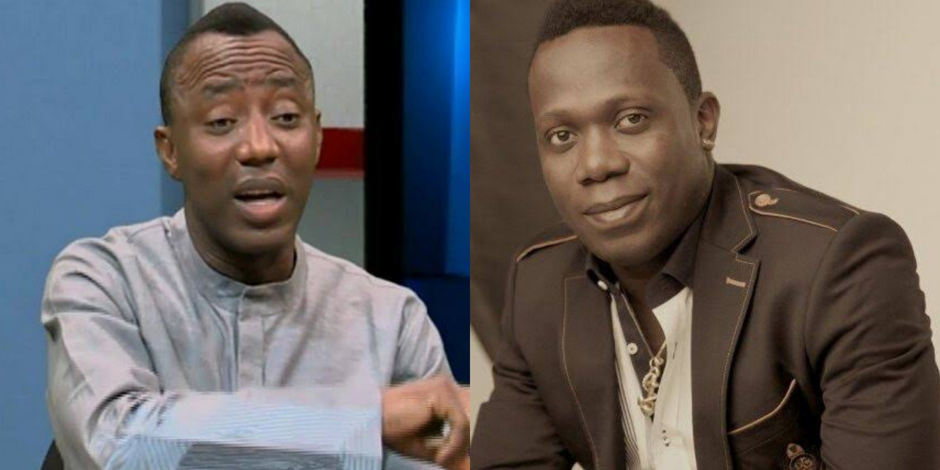 You need a vice presidential candidate like me - Duncan Mighty tells Sowore