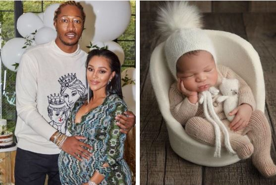 Rapper Future And Joie Chavis Welcome Baby Boy