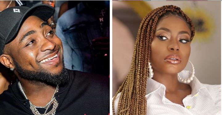 """""""I Don't Need You And You Hate That"""" – Davido First Baby Mama Throws Shade"""