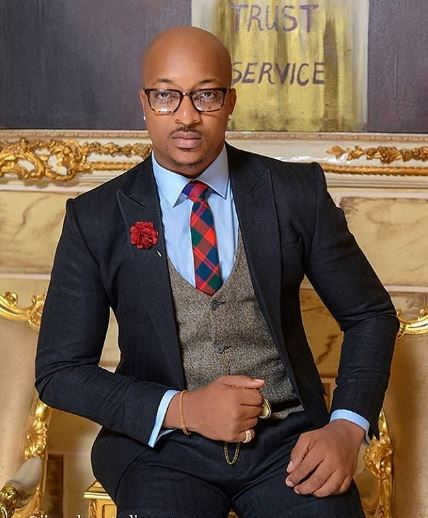 Actor IK Ogbonna Celebrates Birthday Today (Photos)