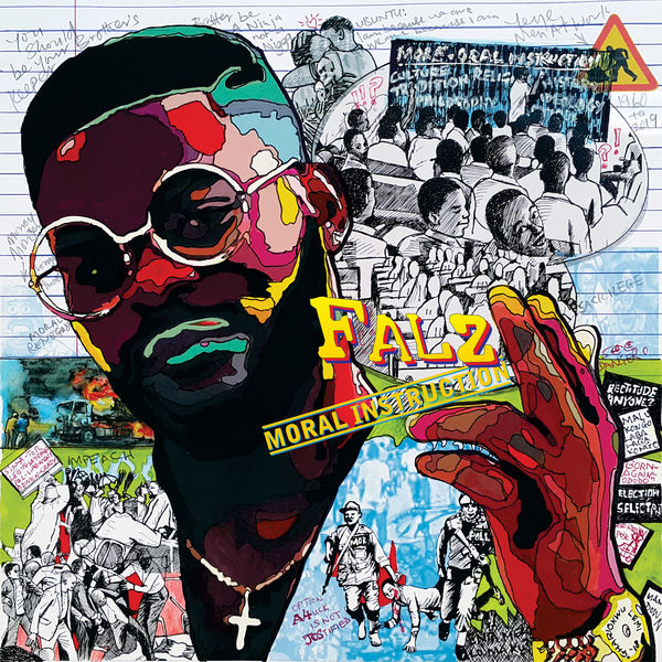 "Falz Releases New Album ""Moral Instruction"""