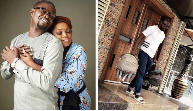 JJC Skillz Declares God's Blessing Upon Wife, Funke Akindele Bello