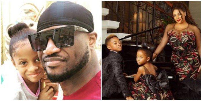 Peter Okoye Celebrates Daughter's Sixth Birthday
