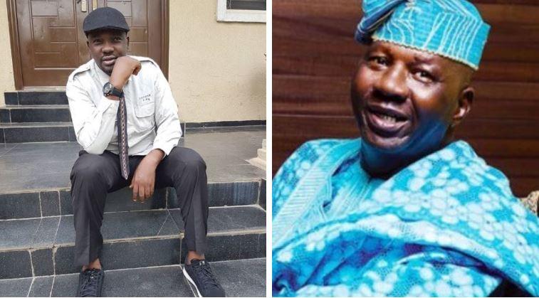 Yomi Fabiyi Says He Will Not Abandon Baba Suwe