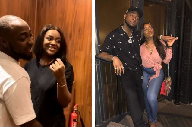 Davido Surprises Girlfriend, Chioma On Valentine's Day Goodies [Video]