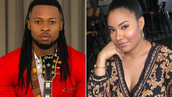 Anna Ebiere,Flavour's Second Baby Mama Said To Be Pregnant Again