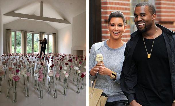 Kanye West Hires Kenny G To Play For Kim Kardashian On Valentine's Day