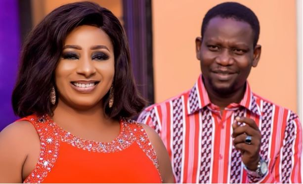 Mide Martins Reveals Life Is Meaningless Without Her Husband