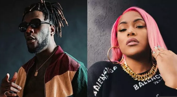 Burna Boy Surprise Stefflon Don With Valentine's Day Cutest Gifts