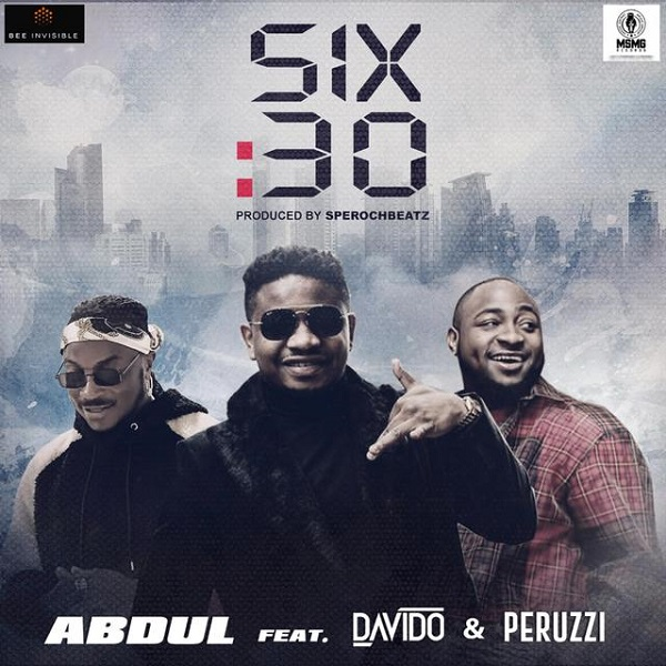Abdul Team Up With Davido And Peruzzi In '6.30' Official Video