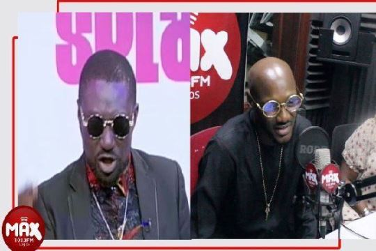 """Blackface alleges 2Baba is gay in diss track """"War"""""""