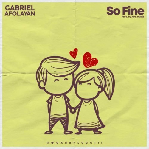 So Fine By Gabriel Afolayan