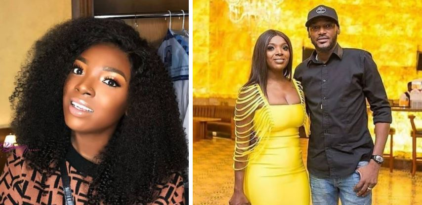 Annie Idibia puts up appreciation post for her husband, Tuface Idibia